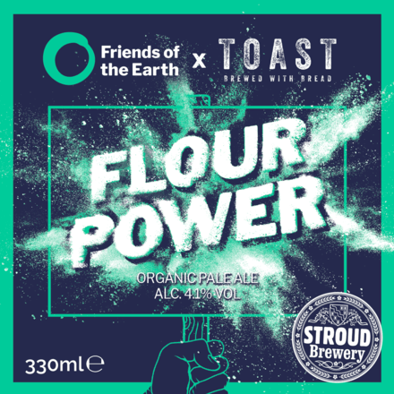 Toast Ale x Stroud Brewery x Friends of the Earth